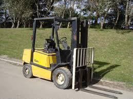 100 Yale Lift Trucks 3 Ton Diesel Fork Champion Machinery Sales