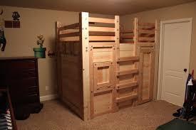 Queen Size Loft Bed Plans by Queen Size Loft Bed For Teen Making Queen Size Loft Bed U2013 Rhama