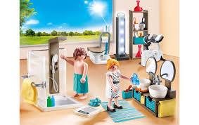 playmobil city badezimmer 9268