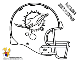 Good Miami Dolphins Coloring Pages 40 On Seasonal Colouring With