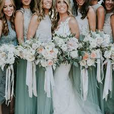 351 Best Wedding Bridesmaids Dresses Images On Pinterest