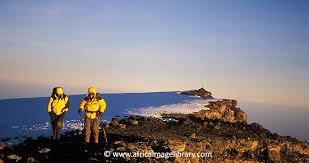 The Summit Of Mount Kilimanjaro Uhuru Peak C Ariadne Van Zandbergen Africa Image Library