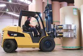 100 Cat Lift Trucks DP4055CNB Diesel Forklifts Diesel Powered Forklift