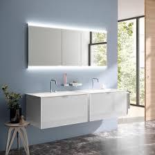 emco evo unterputz spiegelschrank mit led beleuchtung