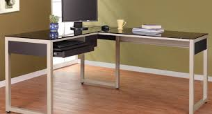 Bestar L Shaped Desk by Small L Shaped Desk Cheap Two Story House Plans Dining Room Table