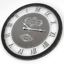 horloge cuisine pas cher déco horloge cuisine moderne 96 orleans 05101557 maison