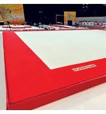 Exercise Floor by Training Artistic Gymnastics Gymnova