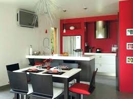 comment decorer sa cuisine deco salon cuisine americaine photo decoration 2 lzzyco deco salon