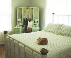 The Country Farm Home Bedroom 1930s Style