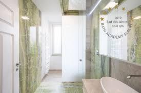 badezimmer des jahres 2019 aus naturstein green und