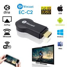 Android Stick Miracast Dongle Screen Mirroring for IOS Android