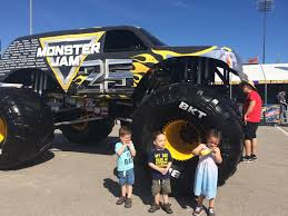 100 Monster Trucks Denver How To Put 4 Yrolds To Bed Courtesy Of Jam DOUBLE