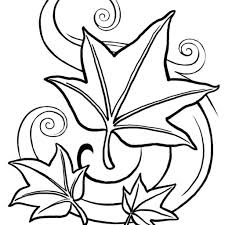 Fancy Fall Coloring Pages Printables 39 On Free Colouring With