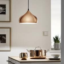 lighting design ideas copper pendant lights kitchen creations