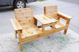 Wood Pallet Chair Ideas