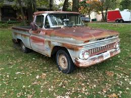 1963 Chevrolet C10 For Sale | ClassicCars.com | CC-1118179 1963 Chevrolet C10 Carstrucks Pinterest Chevy C10 And Used Cars Greene Ia Trucks Coyote Classics Chevy 12 Ton Semi Custom Pickup 1964 Pickup Bagged Youtube 1965 Truck For Sale In Texas 2019 20 Top Car Models Home Farm Fresh Garage Crosscountry Road Warriors Cross Paths At Hemmings Cruise Tci Eeering 471954 Suspension 4link Leaf 195556 Big Window Transportation Shortbed Pickup Rat Rod For Sale Chevrolet