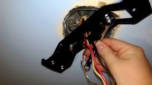 Mainstays Ceiling Fan Instructions by Installing A Ceiling Fan White Hugger 42