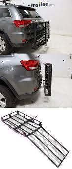 100 Hitches For Trucks MaxxTow 30x50 Wheelchair Carrier W 48 Long Ramp 2