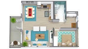 100 Downslope House Designs 3D Floor Plans