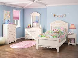 Best Toddler Girls Bedroom Sets Ideas With Light Blue Wall Color