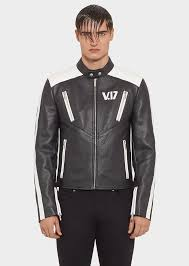 versace jackets u0026 coats for men us online store