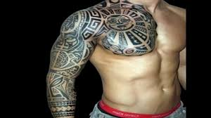 Tribal Tattoo Sleeves For Men Simple Tattoos Design And Their Meanings Women