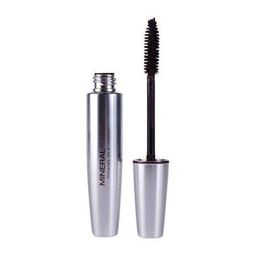 Mineral Fusion Volumizing Mascara, Jet - 0.57 oz