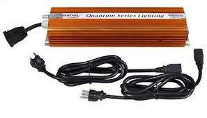 1000 Watt Hps Bulb And Ballast by Get Quotations Quantum Watt Digital Dimmable Ballast Digilux 1000w