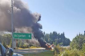 Truck Catches Fire Between Tofino And Ucluelet - Tofino-Ucluelet ... 2018 Gmc Trucks Junction Buick Chardon Oh Hedley Cn Chevrolet Suburban Part 2 Firefighters Extuishing A Truck Fire On The A8 Motorway Near Commercial Motors Used Of Week 2012 Scania G280 With Two Trucks Collided Leaving 3 Injured At Junction N2 And M7 Downs Man Found Dead City Truck Stop The Sunflower In Function In 9 Youtube Sarasota Best Image Kusaboshicom Food 56 Photos 13 Reviews 2011 N Day 15 Sturgis Sd To Bfield Nd Rideabout 2015 Preowned Dealership Grafton Wv Used Cars Auto 250 Outfitters Aftermarket Accsories
