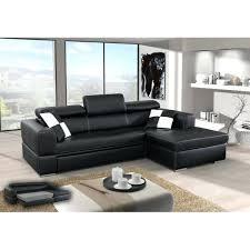 canape convertible noir et blanc canape convertible noir canape lit cuir noir canapa sofa divan