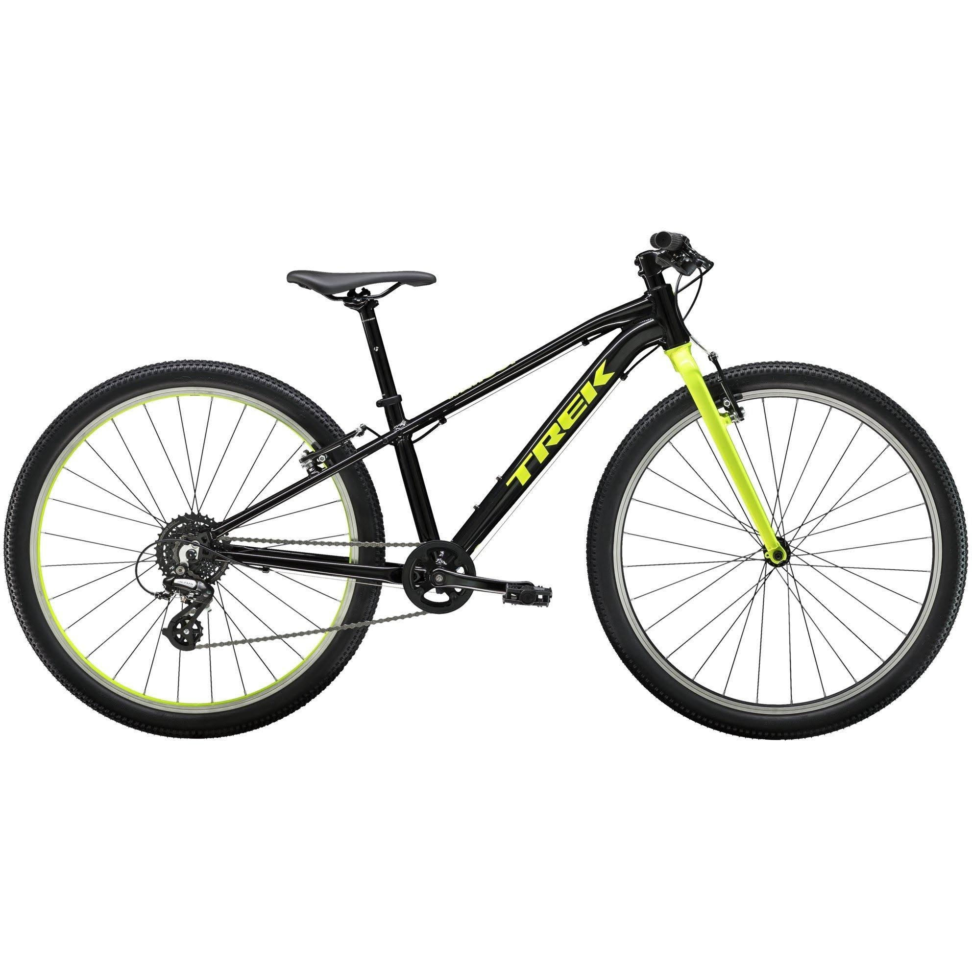 Trek Wahoo 26 Kids Bike 2020 - Quicksilver/Roarange