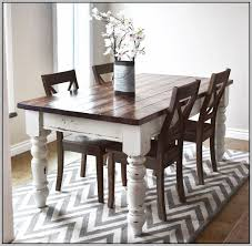 Farmhouse Table And Chairs Diy