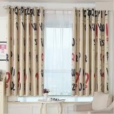 moderne vorhänge für wohnzimmer eiffelturm vorhang kurz küche fenster dekoration kinderzimmer vorhänge gedruckt einzelfenster 114