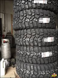 100 Cooper Tires Truck Tires Tower Of Power Five 37 STT Pro Tires Just Begging To Go