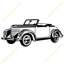 Classic Car Clip Art 128032