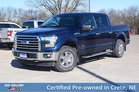 Certified Pre-Owned 2017 Ford F-150 XLT Crew Cab In Crete #6U1343A ... Preowned 2017 Ford F150 Xl Baxter Special Deals On Used Vehicles Preowned Offers 2018 Crew Cab Pickup In Sandy N0351 Lariat Leather Sunroof Supercrew 2016 For Sale Orlando Fl 2013 Xlt Truck Calgary 30873 House Of 2014 4wd Supercab 145 Fx4 2011 Trucks New Haven Ct Road Ready Cars What Makes The Best Selling Pick Up In Canada 2015 Tyler X768 2wd