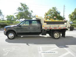 100 Ford F450 Dump Truck 2001