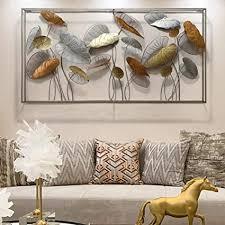 metall wandbild hohl geschnitztes design