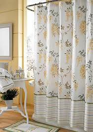 J Queen New York Citron Shower Curtain