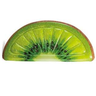 "Intex Kiwi Slice Inflatable Mat - 70"" X 33.5"""