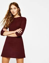 women u0027s dresses autumn winter collection 2017 bershka