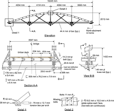 104 Bowstring Truss Design Structural Analysis And Load Test Of A Nineteenth Century Iron Arch Bridge Journal Of Bridge Engineering Vol 18 No 3