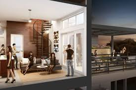 100 What Is A Loft Style Apartment Renderings Morningsides Swanky Loftstyle Rentals To Debut This