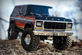 Traxxas 1979 Ford Bronco RC Truck | Men's Gear 1969 Ford Bronco Half Cab Jared Letos Daily Driver Is A With Flames On It Spied 2019 Ranger And 20 Mule Questions Do You Still Check Trans Fluid With Truck In Year Make Model 196677 Hemmings 1966 Service Pickup T48 Anaheim 2016 Indy U101 Truck Gallery Us Mags 1978 Xlt Custom History Of The Bronco 1985 164 Scale Custom Lifted Ford