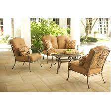 Pacific Bay Outdoor Furniture Replacement Cushions miramar ii conversation replacement cushion set garden winds