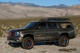 Chevrolet Unveils More Concept Cars And Trucks For SEMA - Motor ...