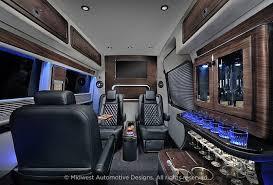 Luxury Sprinter Van Conversion