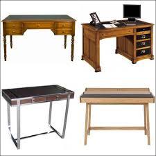 bureau en cuir bureau cuir comparez les prix avec le guide shopping kibodio