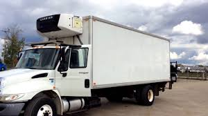 100 24 Box Truck For Sale 2010 Van Body With Carrier Supra 750 Reefer Unit