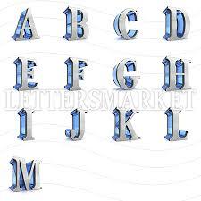 LettersMarket Royalty Free H